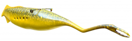 Artist's impression of the Carboniferous Tully Monster (